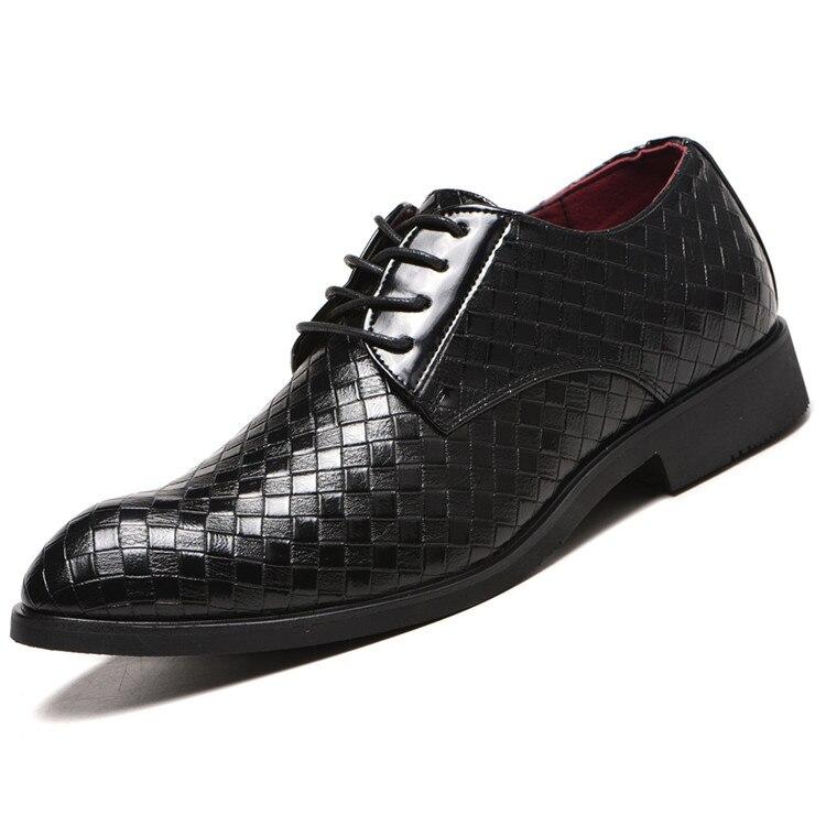 Men's Classic Oxford Dress Shoes