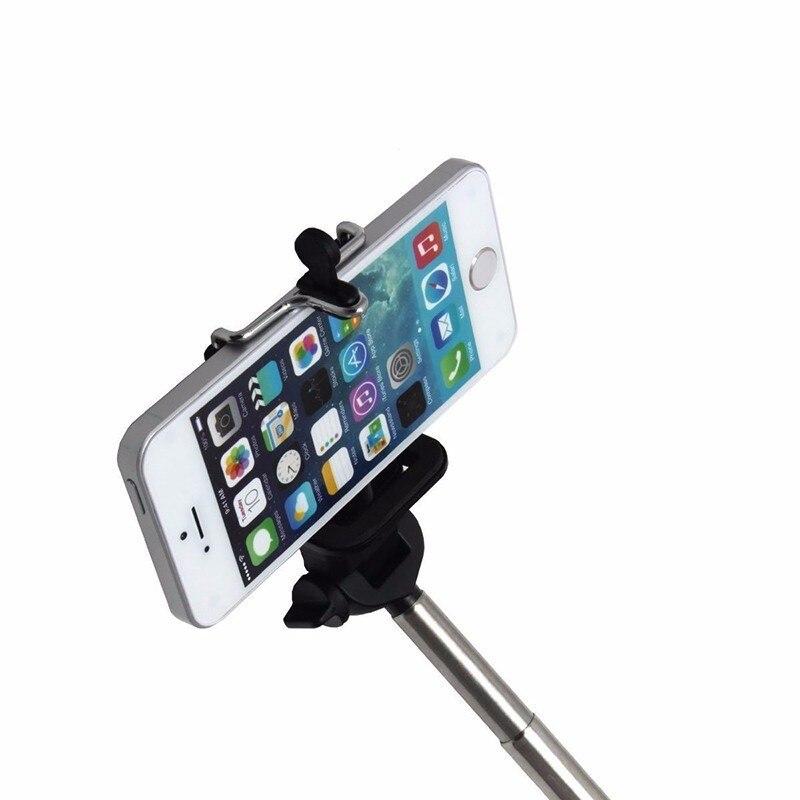 ORBMART Extendable Handheld  Selfie Stick Monopod + Mount Adapter For Xiaomi iPhone 5s 6 6s Plus 7 Samsung S8 S8+ S7 S6 Note 5 4