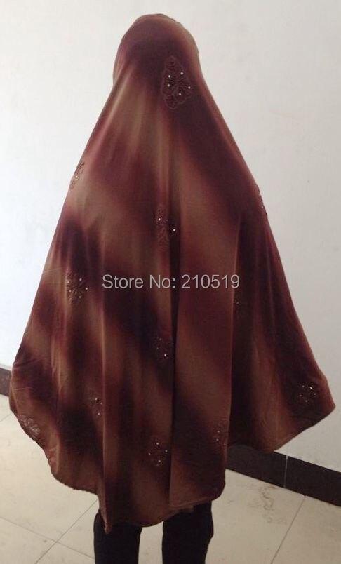 YA514 Hijab Khimar Jilbab Telekung Tudung  120cm